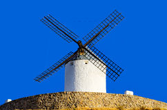 Consuegra windmills, Spain Stock Images
