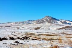 Consul hill. A beautiful hill named Consul, 333m altitude Royalty Free Stock Photo
