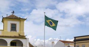 Consulaat-generaal van Brazilië in Faro stock afbeelding