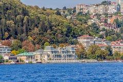 Consulado de Egito Istambul Imagem de Stock Royalty Free