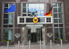 The Consulate General of Germany in New York Royalty Free Stock Photos
