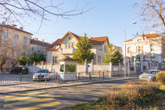 Consulate General of the Republic of Turkey in Burgas, Bulgaria Royalty Free Stock Photography