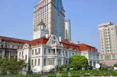 Consulate General of Russia in Shanghai Royalty Free Stock Photos