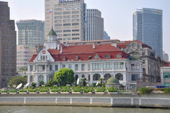 Consulate General of Russia in Shanghai Royalty Free Stock Photography