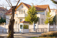 Consulate General of Turkey in Burgas, Bulgaria Royalty Free Stock Photography