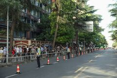 Consulate General of the United States in Chengdu closed