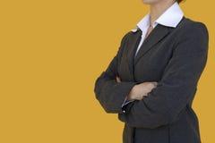 Consulente elegante Fotografia Stock Libera da Diritti