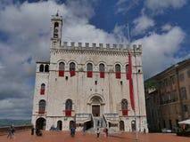 Gubbio - Grande square and consuls palace
