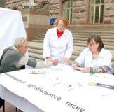 Consulta médica libre Foto de archivo libre de regalías