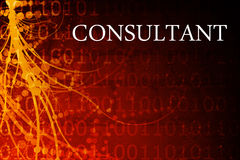Consultant Abstract Royalty Free Stock Photography