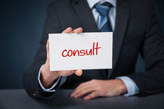 Consultant Stock Photography
