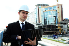 Consultant outdoor Stock Image