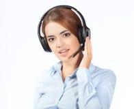 Consultante da mulher Imagem de Stock