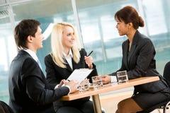 Consultation Stock Image