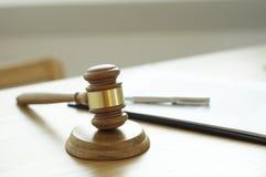 Consultation pour des avocats et la coopération d'affaires images stock