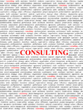 Consulting background Stock Images