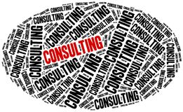 Consulting - business service. Stock Photography