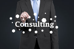 Consulting Royalty Free Stock Images