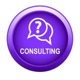 consulting royalty-vrije illustratie