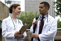 Consulting Physicians stock photos