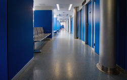 Consulting room of a hospital Royalty Free Stock Images