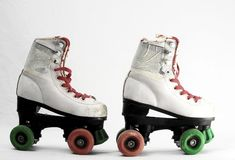 Free Consumed Roller Skate Stock Photo - 153542070