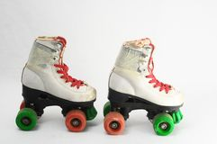 Free Consumed Roller Skate Royalty Free Stock Photo - 44546475
