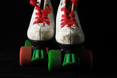 Consumed Roller Skate Royalty Free Stock Image