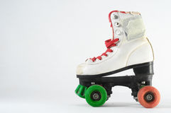Consumed Roller Skate Stock Image