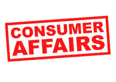 CONSUMER AFFAIRS Royalty Free Stock Image