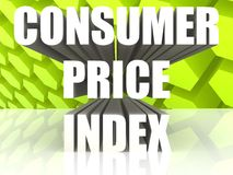 Consumer Price Index Royalty Free Stock Photography