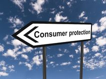 Consumer protection Royalty Free Stock Photos
