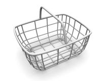 Consumer's basket Royalty Free Stock Photography