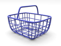 Consumer's basket Royalty Free Stock Images
