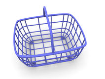 Consumer's basket Royalty Free Stock Photos