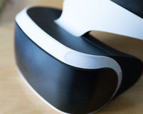 Consumer VR headset Royalty Free Stock Photos