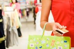 consumerism Arkivbild