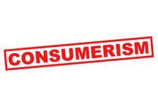 CONSUMERISM Royalty Free Stock Images