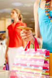 Consumismo Fotografia Stock