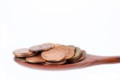 Consumo finanziario immagini stock