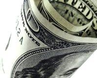conta de dólar 100 Imagens de Stock Royalty Free