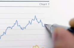 Contabilidade financeira Fotos de Stock