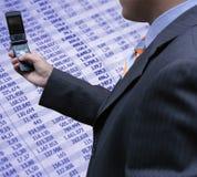 Contabilità e tecnologia Immagini Stock