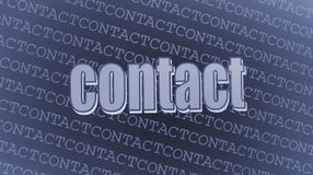 Contact Royalty Free Stock Photos