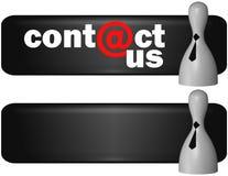 Contact Royalty-vrije Stock Fotografie