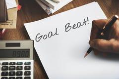 Contact Assistant Good Job Concept Stock Photos