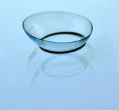 Contact lens Royalty Free Stock Photography