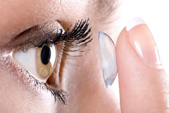 Free Contact Lens Stock Photos - 9233043