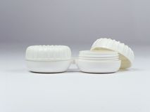 Contact lenses case Royalty Free Stock Image