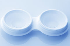 Contact lenses Royalty Free Stock Photography